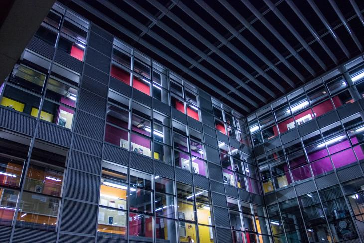 image du bâtiment H